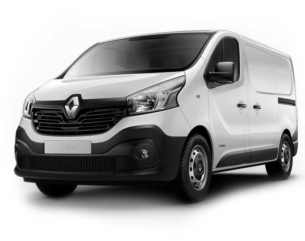 medium sized transit van hire